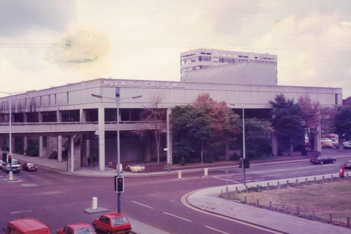 RNCM in the 1980s, from the internet