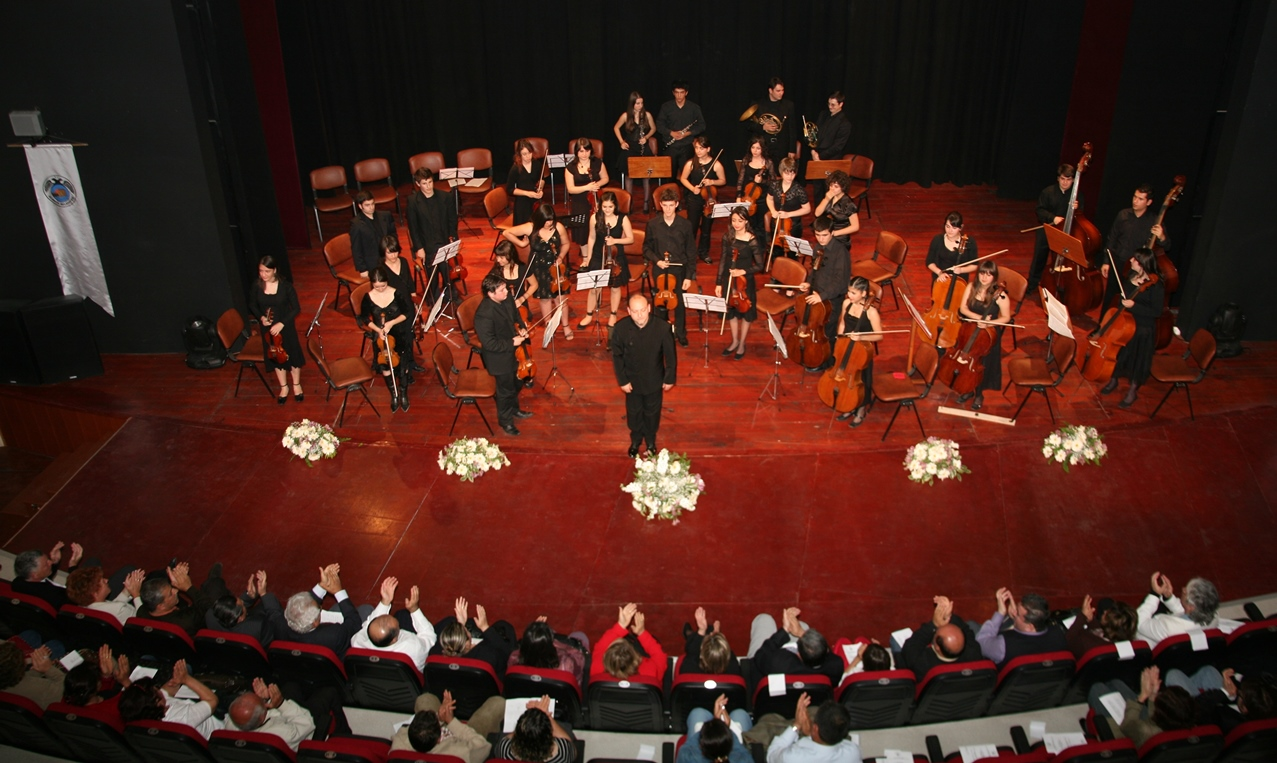 Alanya Cultural Center, 2007 April