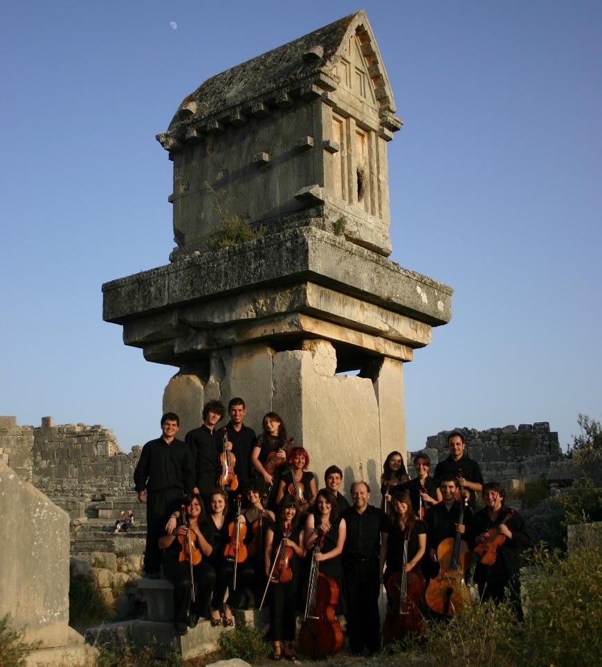 Xanthos Amphitheatre, June 2008